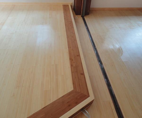 bambusparkett noch unbekannt aber jetzt schon beliebt domke parkett. Black Bedroom Furniture Sets. Home Design Ideas
