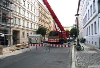 Kraneinsatz-Berlin-mitte-rheinsbergerstr