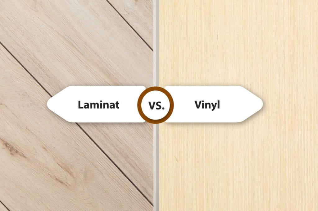 Laminate oder Vinylboden