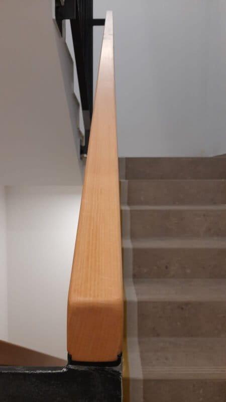 Handlauf Treppe Innenseite