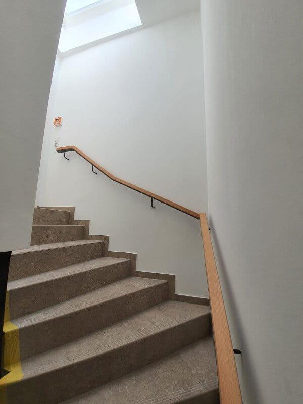 Handlauf Treppe Außenseite 2