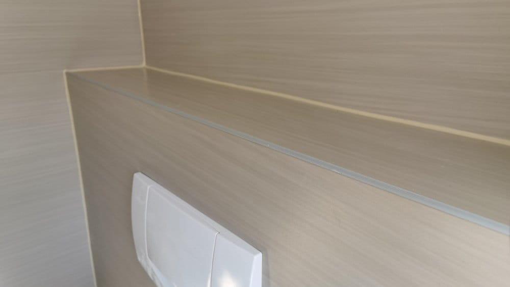 Linoleum Detailansicht